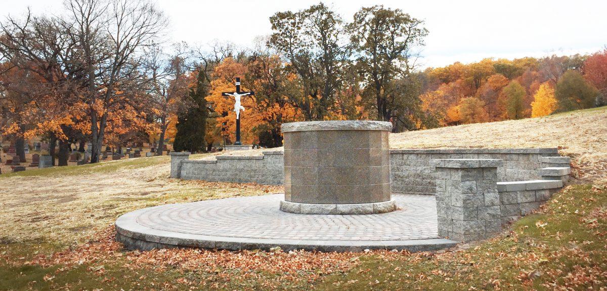 Cannon Falls, MN Canterbury Pre-Assembled Mahogany Exterior