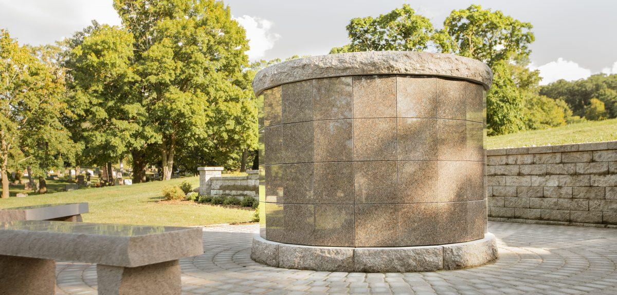 Exterior Pre-Assembled Canterbury - Cemetery