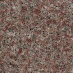 Mountain Pink Granite swatch