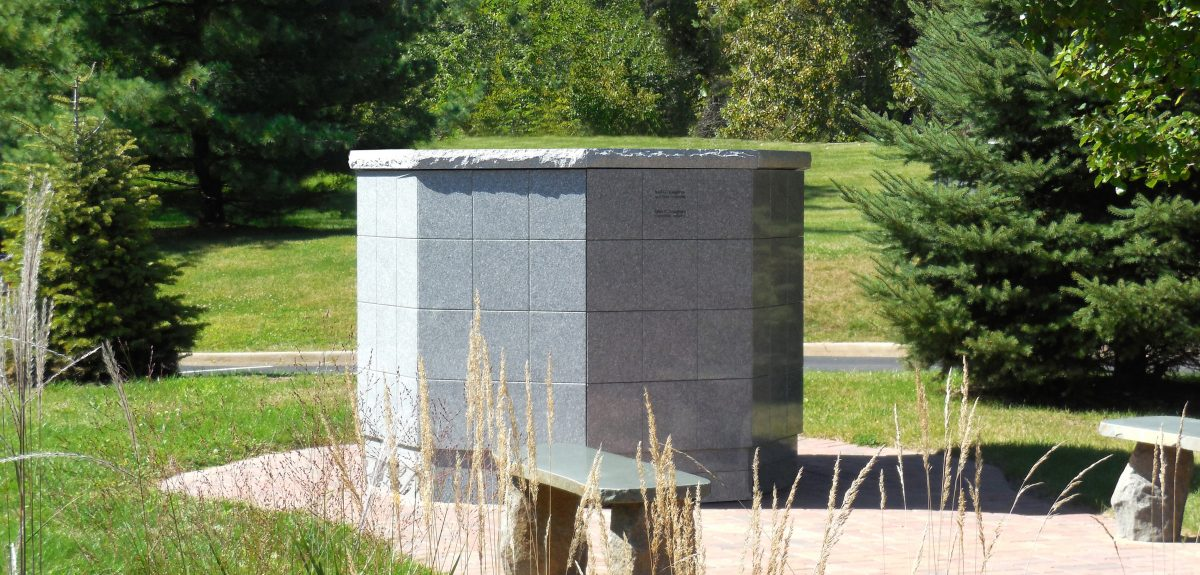 Ely Pre-Assembled Columbaria