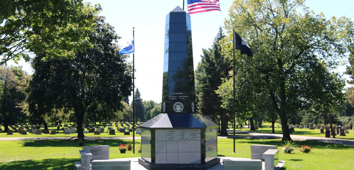 Veterans Ossuarium Memorial