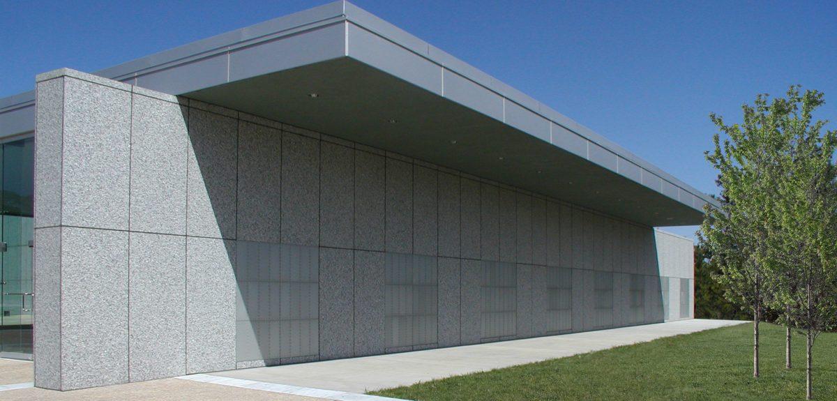 Custom Wall Columbaria - Higher Education Exterior