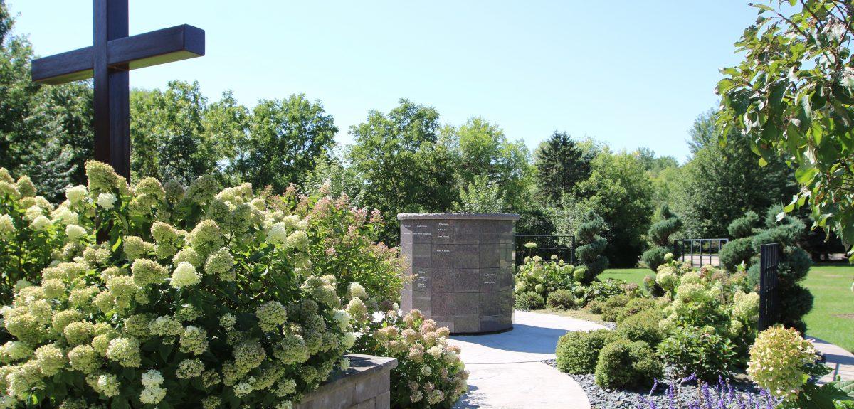 64 Niche Pre-Assembled Winchester Columbaria - Cemetery