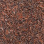American Rose Granite swatch