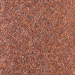 Wisconsin Red Granite swatch